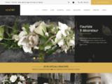 Fleuriste et décorateur pour particuliers ou professionnels