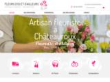 Fleuriste, livraison de fleurs en Indre (36) | FLEURS D'ICI ET D'AILLEURS