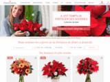 Livraison de fleurs à domicile - FloraQueen