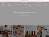 Flowrette.com - Le site des fleurs séchées naturelles - Fait à la main