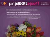 Follement Fleur - Fleuriste à Annecy (Haute-Savoie)