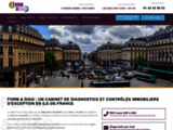 Diagnostics immobiliers, amiante et électrique à Paris16, 17-FORM & DIAG