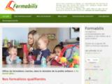 Formabilis - Formation d'auxiliaire de la petite enfance