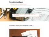 Les formalités juridiques en ligne - Formalites-Juridiques.com