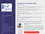 Formateurs Méthodes Agile – Scrum, Kanban, Lean Startup, XP, Agilité à gran