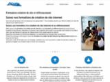 Formation web : création et référencement de sites