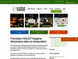 Formation HACCP en France : Intra et Inter entreprise sur toute l'année