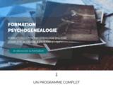 Formation Psychogénéalogie à distance