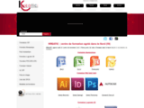 Centre de Formation VIP à Lille (Nord) - Kreatic Formation bureautique, logiciel, design