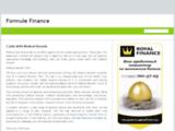 Formule Finance | Le Sesam pour votre Projet Immobilier