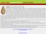 collection et collectionneurs fossiles et préhistoire, armes, arcs, flèches pointes de silex