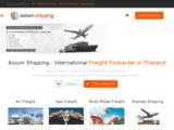 Transitaire International Francais en Thailande | AXIUM SHIPPING