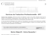 Agence de traduction - Business Team Translations