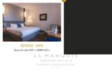 Hotel proche Tour Eiffel Paris 15ème