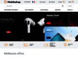 Online magasin mobile pour des mobiles téléphones et smartphones tous neufs!   MobileShop