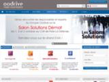 iExtranet, PostFiles d'Oodrive : solutions de Partage et de Collaboration en ligne.