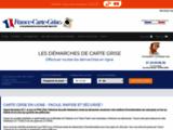 France carte grise - Commander votre carte grise et vos plaques d'immatriculation en ligne !