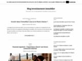 Portail immobilier pour particuliers et professionnels