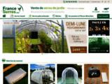 Serres de jardin : serres Alu et Polycarbonate ou PVC pour vos jardins