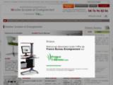 Mobilier scolaire et enseignement | www.francebureau-enseignement.com