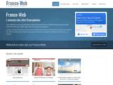 Franco Web, annuaire gratuit de sites francophones