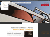 Architecte Paris 6 - François NOËL