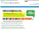 FreeCapsules.com - Gélules & Comprimés naturels - Gélules & Comprimés naturels