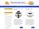 Friteuse sans huile – Guide d'achat et comparatif