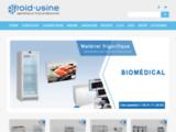 Equipement frigorifique : Froid Usine – Spécialiste materiel frigorifique professionnel - froid-usine.com