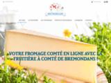 Votre fromage Comté en ligne avec la Fruitière à Comté de Bremondans !