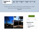 Drapeaux publicitaires et drapeaux signalétiques