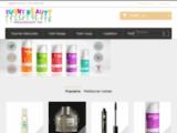 Vente en ligne produit cosmétique