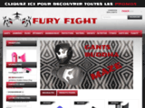 Fury Fight - Matériel de sports de combat - Fury Fight