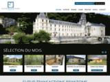 Agence immobilière futur transactions sur Brantome