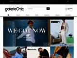 Galerie-Chic, la boutique mode des plus grandes marques : jean diesel, t-shirt calvin klein...