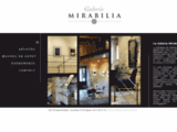 Galerie Mirabilia - Galerie d'Art en Ardèche (Rône-Alpes)