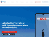 Protection Travailleur Isolé - GSM PTI DATI: Gameo Pro