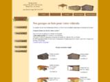 Revonsbois : construction en bois