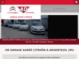 Garage citroen, Argenteuil, Épinay-sur-Seine, Saint-Gratien - GARAGE CITROEN LA GRANDE CEINTURE