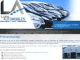 Garage Laperche - Garage multimarques, vente de véhicules neufs et d'occasions, réparation, dépannage. Pipriac (35) - Accueil