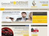 Achat, location et réparation - Garage moderne Renault (76)