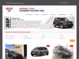 GARAGE ALBAREDE - ACCUEIL