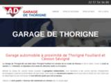 Garage AD Thorigne, garage automobile mécanique Thorigné Fouillard