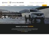 Garage du Centre dans la Creuse