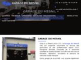 Garage du Mesnil à Mesnil-Le-Roi (77)