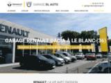 Garage DL Auto à Le Blanc