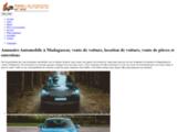 Annuaire automobile à Madagascar, vente de voiture et location de voiture neuve ou occasion