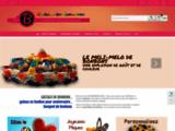 Gateau-Bonbon.com : gateau bonbon, animaux, personnages, coeurs, bonbons en vrac