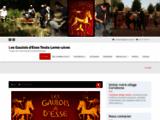 Troupe de reconstitution gauloise protohistorique Les Gaulois d'Esse, Charente (16)