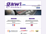 Studio d'enregistrement : Gaw! Recordings (Lille/Hainaut) :  Rock, hip hop, etc.